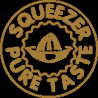 squeezer logo gold